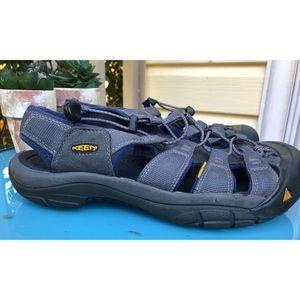 KEEN Newport Waterproof Sandals Water Shoes Sz 10